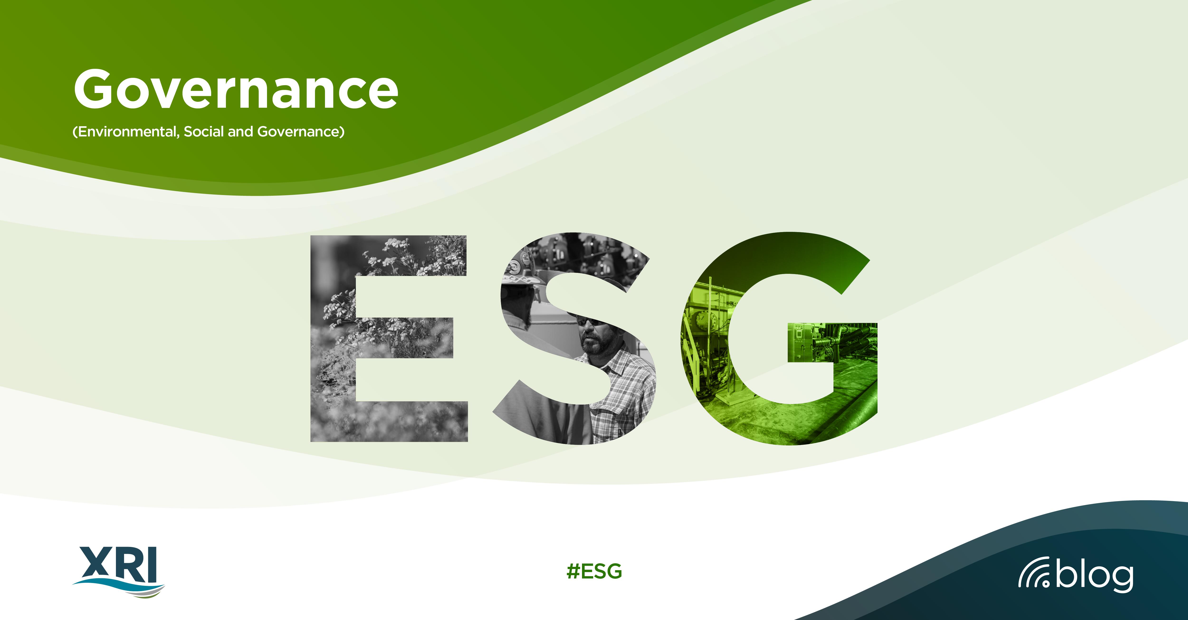 ESG governance