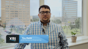 intern spotlight: rey muniz